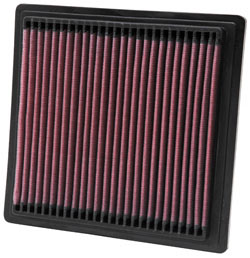 K&N Replacement Air Filter 33-2104