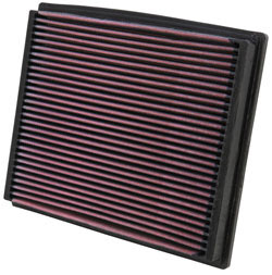 K&N 33-2125 replacement engine air filter for the Skoda Superb