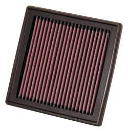 K&N Replacement Panel Air Filter