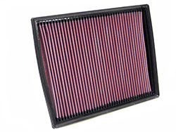 Opel and Vauxhall Astra and Zafira Air Filter