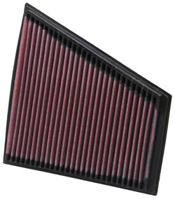 2014 VOLKSWAGEN POLO Air Filter