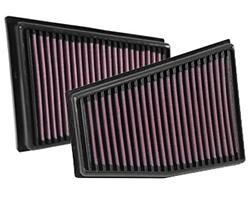 Audi RS5 or Audi RS4 K&N replacement air filter