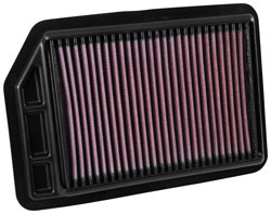 K&N 33-3038 replacement air filter for the Honda City and Honda Amaze