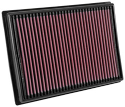 K&N 33-3045 air filter for Toyota 2.8L or 2.4L diesel