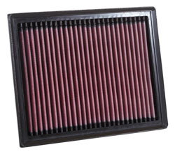 K&N 33-3053 replacement engine air filter for Toyota Verso, Rav4, Avensis and Auris