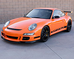 The 2012 Porsche 911 GT3 RSR has reduced weight and increased horsepower