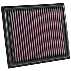 2014, 2015, & 2016 Jeep Renegade or Fiat 500X K&N air filter