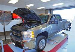 2008 Chevrolet Silvarado 3500 HD Diesel