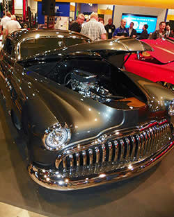 1949 Buick Super Sedanette with modern  powertrain and running gear by Chris Carlson Hot Rods