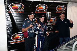 William Byron won 2015 NASCAR K&N Pro Series East