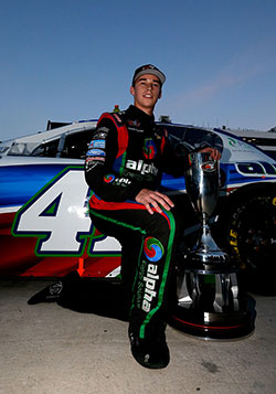 Ben Rhodes wins 6 polls in 2014 NASCAR K&N Pro Series East