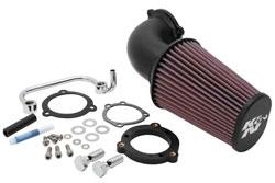 K&N 57-1126 intakse system for Harley-Davidson Sportsters