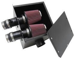 2011-2014 Polaris RZR XP 900 / Polaris Ranger RZR XP 900 are dual K&N air filters