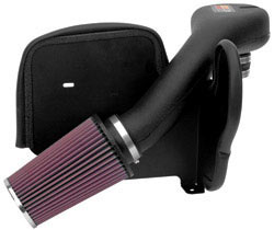 K&N air intake system for 1996-2001 Jeep Cherokee