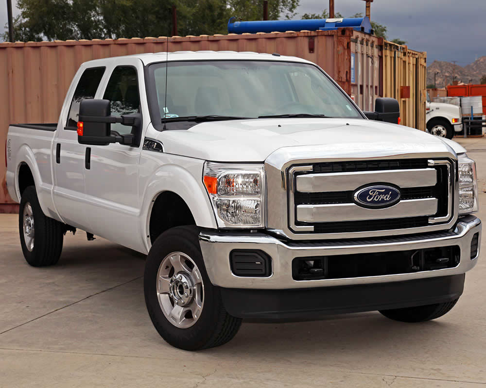 2011 2012 2013 2014 Ford F
