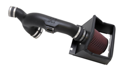 K&N Air Filters has stepped in to boost power and help the 2011-2014 EcoBoost F150 step up its game by reducing air intake tract restriction with a street legal air intake