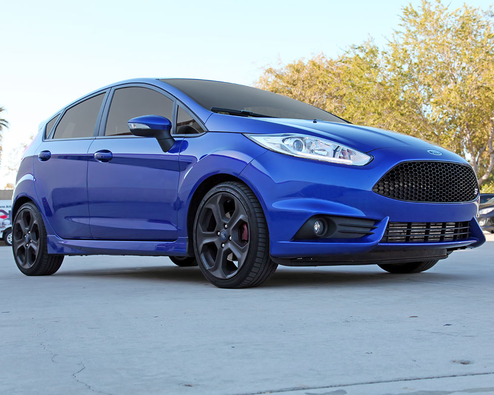 2014 ford ecoboost powered fiesta st turbo street legal k n performance intake. Black Bedroom Furniture Sets. Home Design Ideas