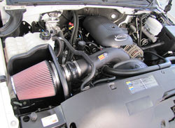 Air intake for Gen III LQ4 engines