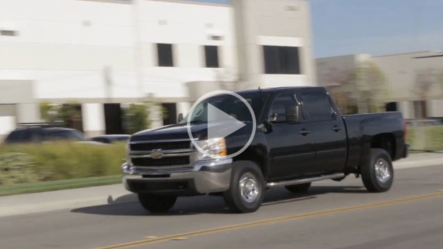 K&N 57-3066 Air Intake Installation Video for 2007-2010 Chevy Silverado and GMC Sierra 2500/3500 HD 6.6L diesel