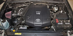 2005-2014 Toyota Tacoma 4.0L Engine Bay
