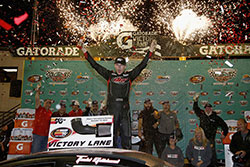 Todd Gilliland wins NASCAR K&N Pro Series West race at Phoenix International Raceway
