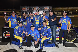 Todd Gilliland and his team are off to a great start in 2016 with two consecutive wins