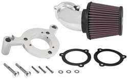 K&N 63-1131P air intake parts included