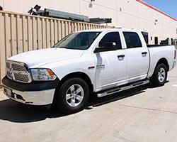 2015 Ram Trucks brand Ram 1500 3.0-liter L630 DOHC turbocharged diesel V6