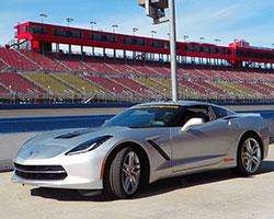 The 6.2L LT1 V8 engine found in 2014-2015 Chevy Corvette C7 Stingray models