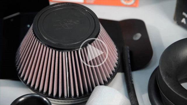 K&N 69-1020TS Air Intake Installation Video for 2012 and 2013 Honda Civic 1.8L