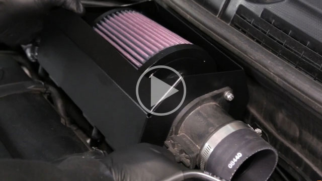 K&N 69-2023TS Air Intake Installation Video for 2011-2015 Mini Cooper S 1.6L
