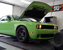 K&N Air Intake System for 2015-2016 Dodge Challenger Hellcat