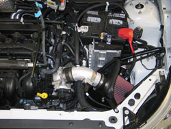 K&N Air Intake Installed on 2010 and 2011 Ford Focus 2.0L PZEV