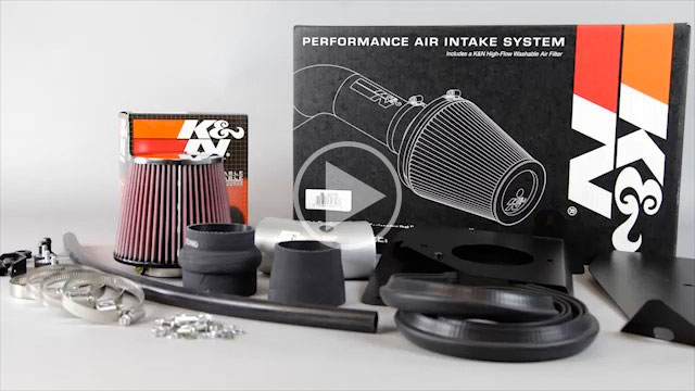 K&N 69-3517TS Air Intake Installation Video for 2012-2013 Ford Focus 2.0L