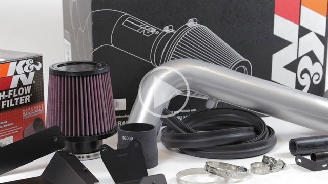 K&N 69-5312TS Air Intake Installation Video for 2013 to 2016 Hyundai Veloster 1.6L