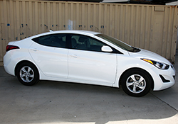 The 2014-2017 Hyundai Elantra is available in various trims, body configurations, and even has an optional 2.0L performance