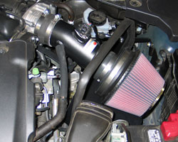 69-7002TTK installed on a 2009 Nissan Maxima 3.5-liter V6