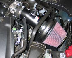 69-7002TTK installed on a 2009 Nissan Maxima 3.5-liter V6