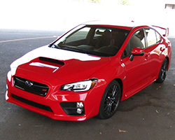 Subaru gave its flagship model, the WRX STi, a redesign for the 2015 model year