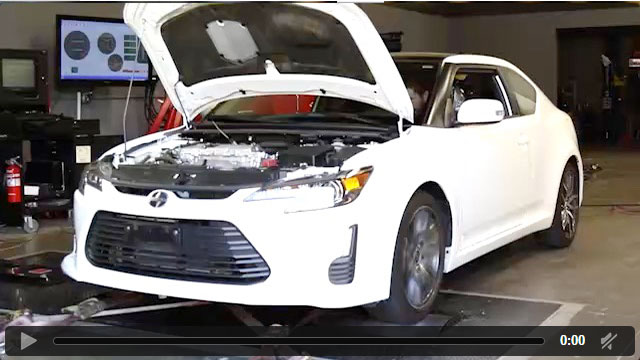 K&N 69-8616TS Air Intake Installation Video for 2011-2016 Scion Tc 2.5L