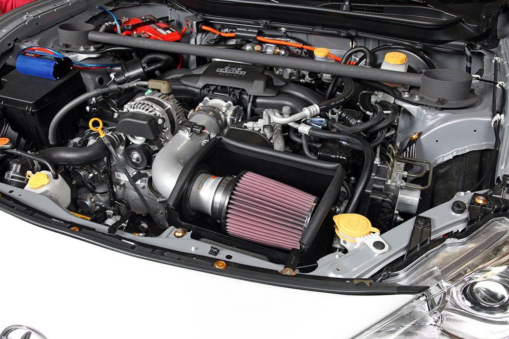 K N Adds Horsepower To 2013 To 2016 Scion Fr S Subaru Brz And
