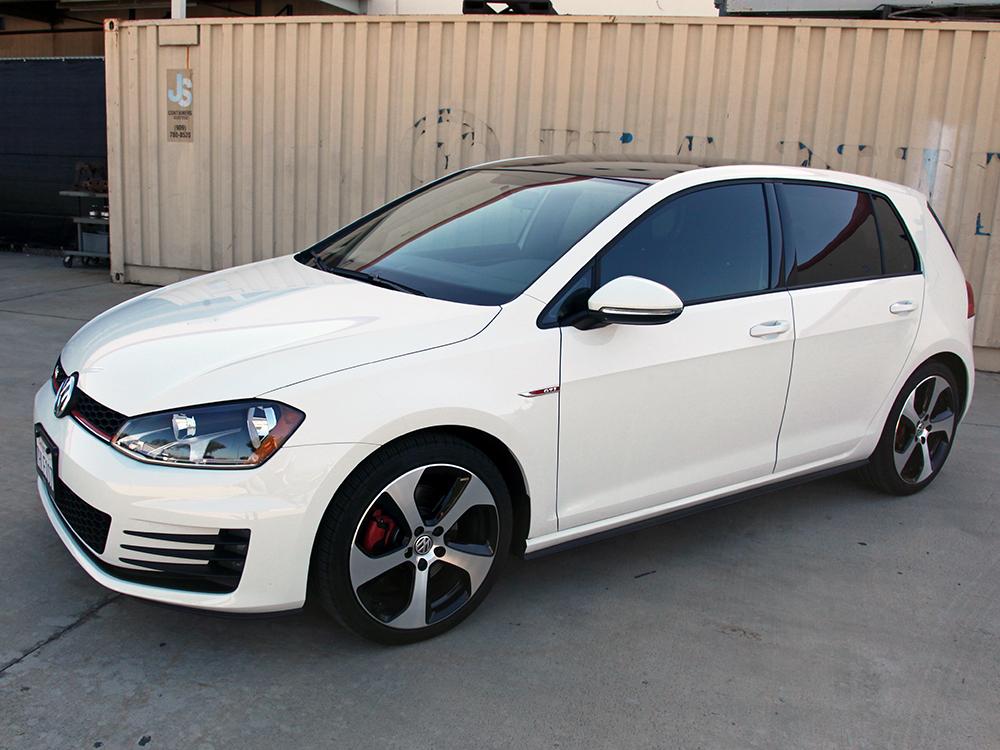 2015-2017 Volkswagen Golf & GTI Turbo Boost Power & Torque with K&N Air Intake System