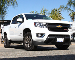 Even though the 2015 Colorado and Canyon V6 best its competition by over 40 horsepower, there's still room to increase performance