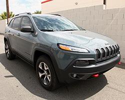 2014-2015 Jeep Cherokee