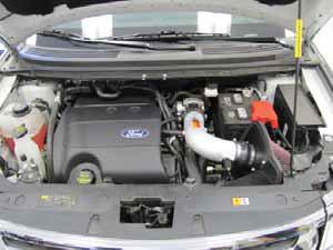 2011 ford edge engine