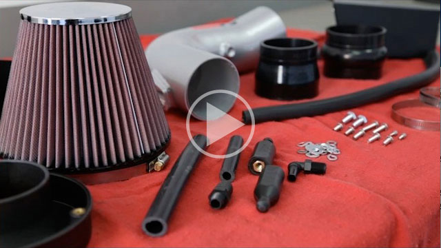 K&N 77-2583KS Air Intake Installation Video for 2011-2013 Ford Edge with 3.5L and 3.7L engines