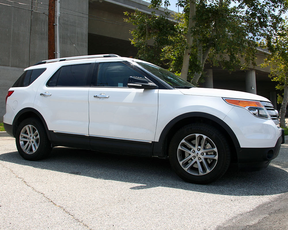 The Explorer 20l Ecoboost Is A Few Ponies Shy Of Being On Par With The