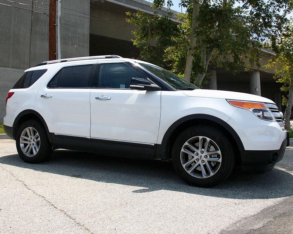 2014 2015 ford explorer 2 0l ecoboost gets more hp torque with k n air intake. Black Bedroom Furniture Sets. Home Design Ideas