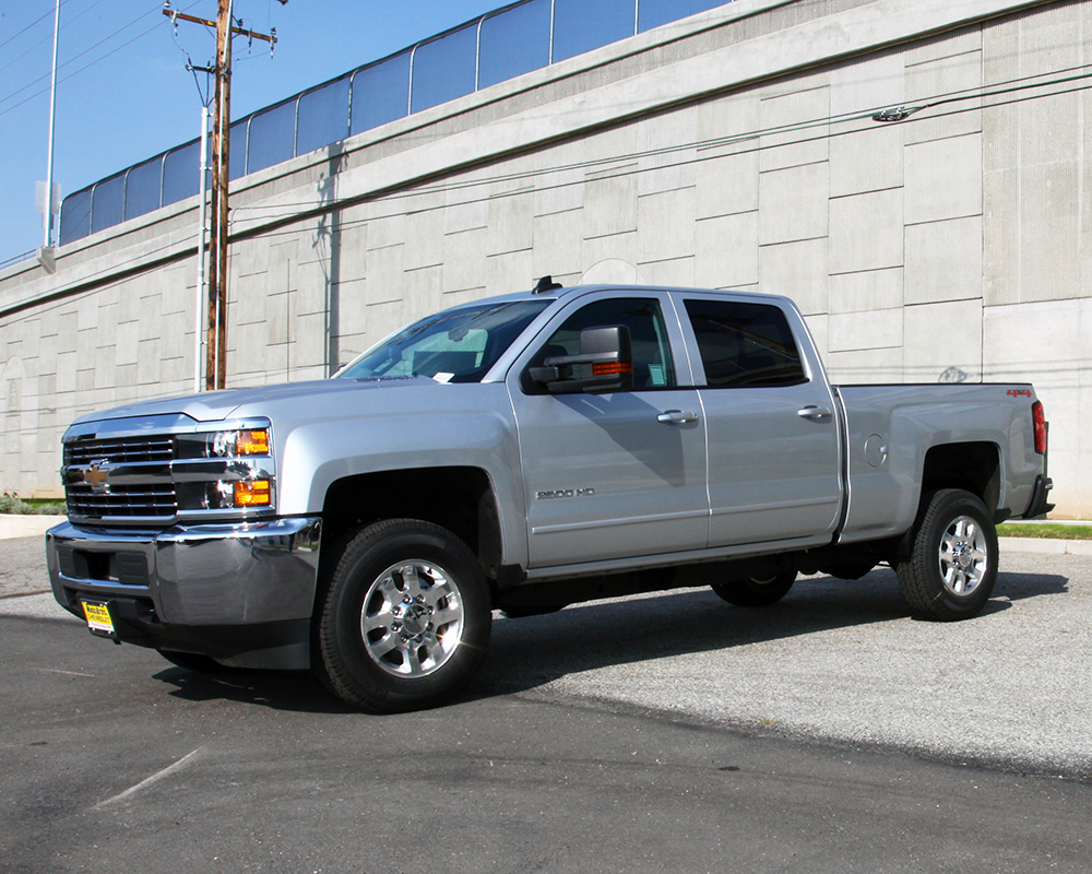 Silverado 1994 chevy silverado 2500 specs : K&N Air Intake Boosts Horsepower & Torque of 2015 Silverado HD ...