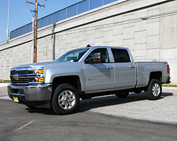 2015 Chevrolet Silverado and GMC Sierra 2500 / 3500 HD 6.0L LQ4 gasoline V8 owners can boost power with K&N Performance air intake